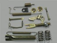 Ремкомплект задних тормозных колодок Ланос/Сенс/Нексия/Нубира/Эсперо (полный) левый 96395381/90199718