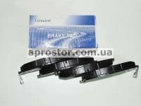 Тормозные колодки передние Лачетти (DW Motor) 96405129