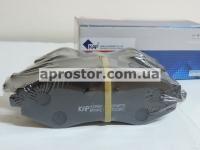 Тормозные колодки передние Лачетти (KAP) 96405129