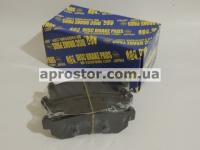 Тормозные колодки задние Лачетти (KASHIYAMA) 96405131