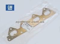 Прокладка выпускного коллектора Лачетти 1,8 (дв.LDA) GM 96414578
