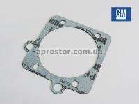 Прокладка дроссельной заслонки Лачетти 1,8 LDA (GM) 96414579