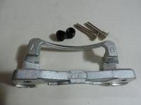 Скоба суппорта Лачетти (WooShun) переднего (с направляющими и пыльниками) 96418873/96548788-2