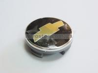 Колпачек литого диска Авео/Лачетти/Такума/Эпика/Каптива с эмблемой CHEVROLET (оригинал) 96452311