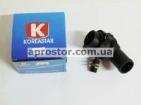 Термостат Лачети/ Такума 1,6 (KS) пластиковый корпус 96460002