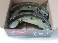Тормозная колодка задняя Авео (JPN) 96473229