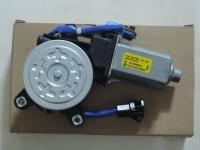 Мотор стеклоподъемника Лачетти (оригинал) задний левый 96475131