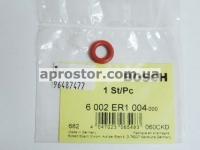 Кольцо уплотнительное форсунки (оригинал) Лачетти 1.8-1.8 LDA/Нубира нижнее (BOSCH) GM 96487477