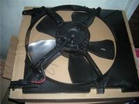 Вентилятор Авео основной с кондиционером (в сборе) 96536666