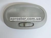 Плафон освещения салона центральный Авео (GM) 96540347