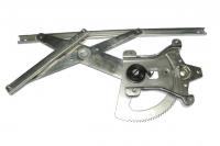 Стеклоподъемник электрический Авео (механизм) передний левый 96541783