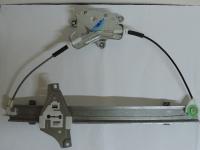 Стеклоподъемник электрический Лачетти (механизм) передний левый 96548080
