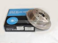 Тормозной диск задний Лачетти KGC/GOLD 96549630