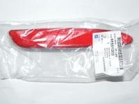 Светоотражатель заднего бампера Лачетти-хэтчбек правый (GM) 96551203