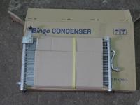 Радиатор кондиционера Матиз (BINGO) 96569392/96566331