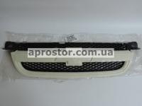 Решетка радиатора Авео 3, Вида Т-250 под покраску 96648621/96648529