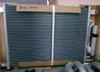 Радиатор кондиционера Авео 1,5 (DAEWOONG) 96834083 АКЦИОННАЯ ЦЕНА