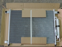 Радиатор кондиционера Авео 1,5 (SHINKUM) 96834083