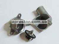 Термостат Авео 1,6/ Лачети 1,6/ Такума 1,6 (GM) алюминиевый корпус разборной 96835286