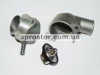 Термостат Авео 1,6/ Лачети 1,6/ Такума 1,6 (HSC) алюминиевый корпус разборной 96835286
