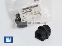 Втулка стабилизатора Авео переднего (GM) 96653351/96870461/96435292