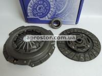 Набор (комплект) сцепления Авео 1,5 (8 клап) корзина+диск+выжимной AT 4508-200CK