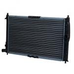Радиатор основной Ланос (02-) 1.5i/1.6i А/С под кондиционер (Польша) 96182261