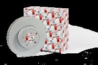 "Тормозной диск передний Ланос,Сенс,Авео,Нексия 13"" (FERODO) DDF151/90121445/96215669/96574632"