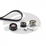 Комплект ГРМ (ремень+ролики) Лачетти 1,8 LDA Evro 3 Gates K015499XS