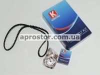 Комплект ГРМ Ланос/Авео/Нексия 1,5 (ролик+ремень) KoreaStar KBKD-004