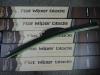 Щетка стеклоочистителя (бескаркасная) 475мм (дворники) Qeep-002-19''