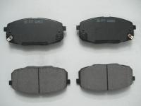 Тормозная колодка передняя CARENS II, CEE`D, CERATO, FORTE, I30, 02-06 (Корея) SP1162