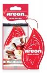 Areon Mon освежитель воздуха картонный Apple & Cinnamon (блистер)