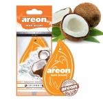 Areon Mon освежитель воздуха картонный Coconut (блистер)