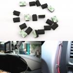 Самоклеющиеся клипса для проводки автомобиля (держатель-фиксатор)