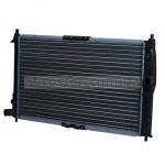 Радиатор основной Ланос (02-) 1.5i/1.6i А/С под кондиционер (SHINKUM) 96182261