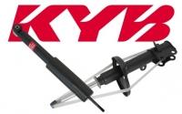 Амортизатор передний левый Авео KYB (газ) 333418