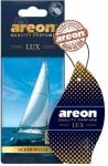 Areon Lux SPORT освежитель воздуха парус картонный Ocean Water (блистер)