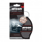 Areon Lux SPORT освежитель воздуха парус картонный PLATINUM (блистер)