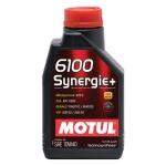 Масло моторное MOTUL 6100 Synergie SAE 10w40 1L