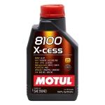 Масло моторное MOTUL 8100 X-CESS SAE 5w40 1L