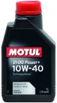 Масло моторное MOTUL 2100 POWER + 10W-40 1L