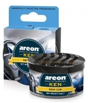 Areon Ken ароматизатор воздуха New car (Новая машина)