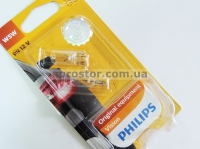 Автомобильная лампочка Philips Vision 12961B2 W5W W2,1x9,5d 12V 5W
