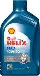 Масло моторное SHELL Helix HX7 10W40 полусинтетика 1л
