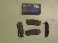 Тормозная колодка задняя H-1, STAREX, H-200, SANTA FE (Корея) SP1178