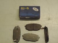 Тормозная колодка задняя OPIRUS,ELANTRA,EQUUS, CENTENNIAL (Корея) SP1185