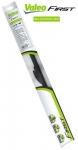 Щетка стеклоочистителя бескаркасная 19''/480мм VALEO First VFB48/VAL575784